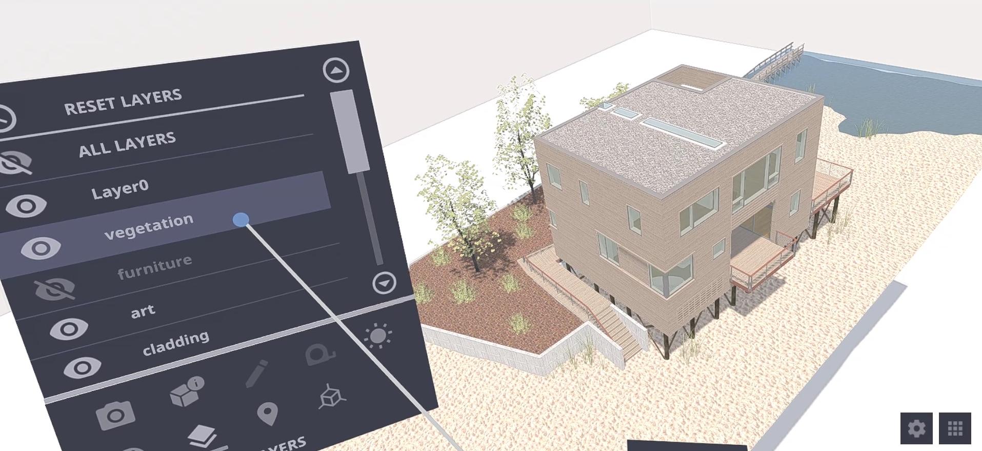GTVR - Kollaboration in der Architektur- und Baubranche