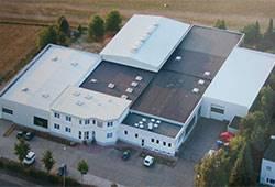 Werner Hübner Firmengebäude